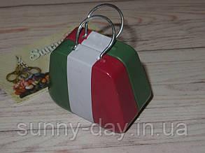 Коробочка для мелочей (игольница) - чемоданчик, принт №17