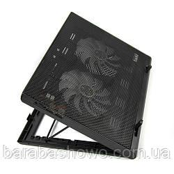 Охолоджуюча підставка для ноутбука Havit HV - F2050,Usb. Black