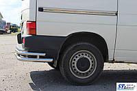 Volkswagen T4  (90-03) задняя защита углы