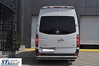 Volkswagen Crafter 2007+ задняя защита