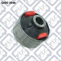 Chery Tiggo 5 сайлентблок переднего рычага задний (Q-FIX)