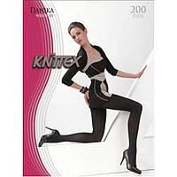 Колготки женские KNITTEX DANIKA 200 den Черный 4