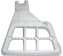 Кронштейн подножки для грузового автомобиля DAF (ДАФ) XF 95 2 версия