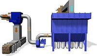 Сепараторы DanSep — отделение отходов от пыли.
