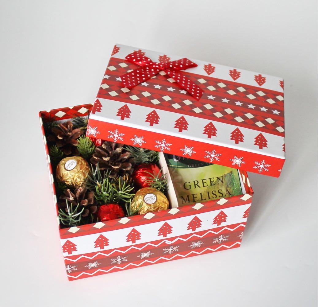 Новогодний подарок свит бокс/sweet box