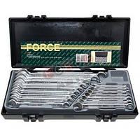 Force 5161 Набор комбинированных ключей Force 6-24 мм, 16 предметов