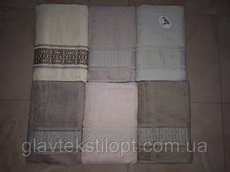 Махровое полотенце 50*90 Pupilla Турция, фото 2