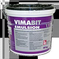 Битумная гидроизоляционная эмульсия (на водной основе) VIMABIT EMULSION 19 кг