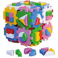 """Куб """" Розумний малюк"""" суперлогика ТехноК(2650)"""