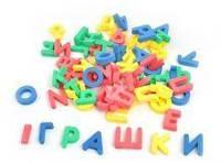 Магнитные цифры Украинский алфавит (207)