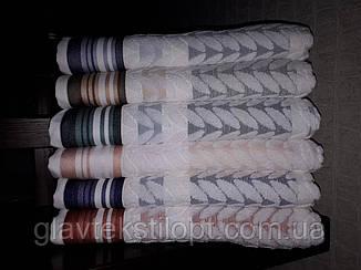 Махровий рушник 70*140 Saheser Туреччина, фото 2