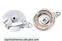 Крышка барабана тормозного зад   Zongshen, Lifan 125/150   под литой диск   +колодки