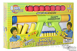 Помповое оружие 8100 А снаряды, пули, присоски