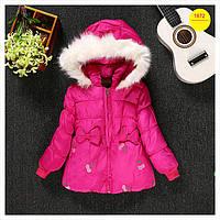 Куртка детская для девочек  92-104(2-4 года), фото 1