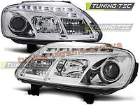 Передние фары на Volkswagen Caddy 3 2003-2010