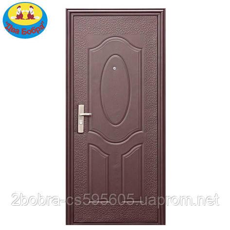 Дверь входная Е 40 М  ( Эконом ), фото 2