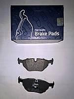 Тормозные колодки задние BMW E39 (усиленная пружина)