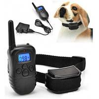 Электроошейник водонепроницаемый для дрессировки собак аккумулятор от USB CSW-998DR