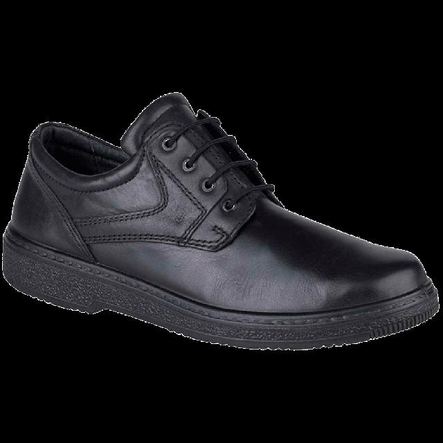 Мужские кожаные туфли Тигина 3503