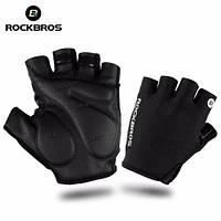Спортивные летние вело перчатки Rockbros Glove S106 XL Black