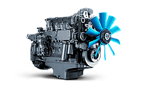 Ремонт дизельных двигателей Perkins