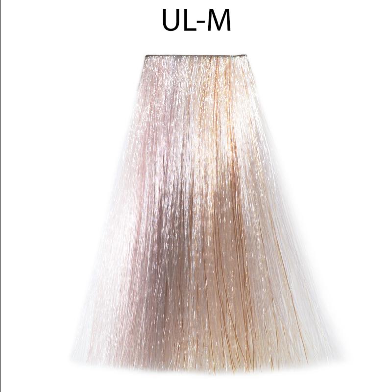Ul M мокка Осветляющая стойкая крем краска Matrix