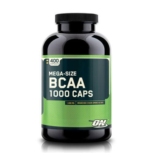 Optimum Nutrition BCAA 400 caps