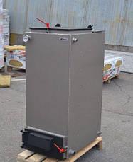 Котел утилизатор шахтный Бизон (Bizon ЕКО) 8 кВт. Бесплатная Доставка!, фото 3
