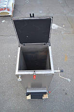 Котел утилизатор шахтный Бизон (Bizon ЕКО) 8 кВт. Бесплатная Доставка!, фото 2