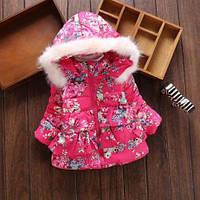 Куртка! Деми курточка на девочку 2-4 года