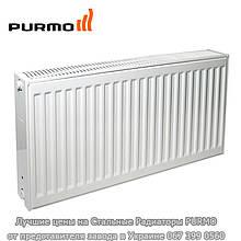 Стальные радиаторы отопления панельные  PURMO Compact С11