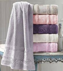 Махровое полотенце 70*140 Pupilla Турция
