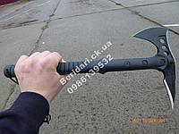 Топор тактический SOG FIBQQ томагавк  для выживания пика ,прочный  и надежный