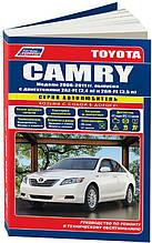 TOYOTA CAMRY   Модели выпуска 2006-2011гг. с бензиновыми двигателями 2AZ-FE (2,4л) и 2GR-FE (3,5л).