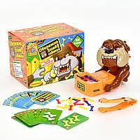 Веселая настольная игра «Осторожно, злая собака!»