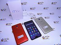 Бюджетный смартфон Meizu M5C (Black, Gold, Red)