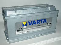 Аккумулятор VARTA Silver Dynamic H3 (600402083) 6СТ-100, 830En, габариты 353х175х190, гарантия 24 мес.