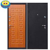 Дверь входная Металл-МДФ Йошкар (золотистый дуб)