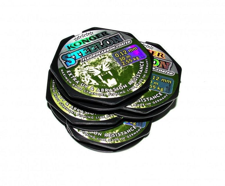 Леска Konger Steelon Fluorocarbon Coated 50m 0,14mm