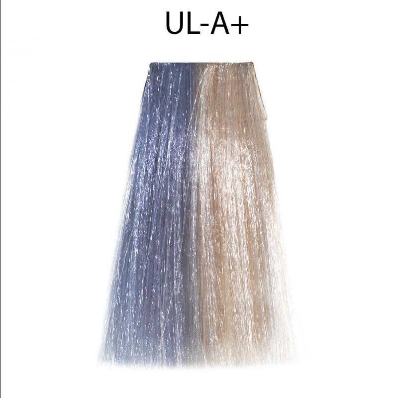 UL-A+ (пепельный +) Осветляющая стойкая крем-краска для волос Matrix Socolor.beauty Ultra Blonde,90ml
