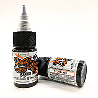 World Famous Ink PITCH BLACK USA