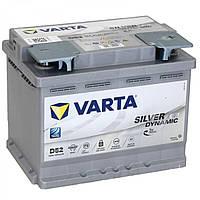 Аккумулятор VARTA Silver Dynamic AGM D52 (560901068) 6СТ-60, 680En, габариты 242х175х190, гарантия 24 мес.