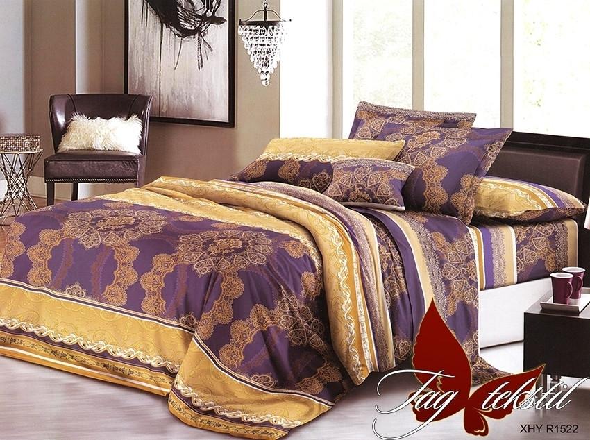 Комплект постельного белья XHY1522 двуспальный (TAG polycotton (2-sp)-401)