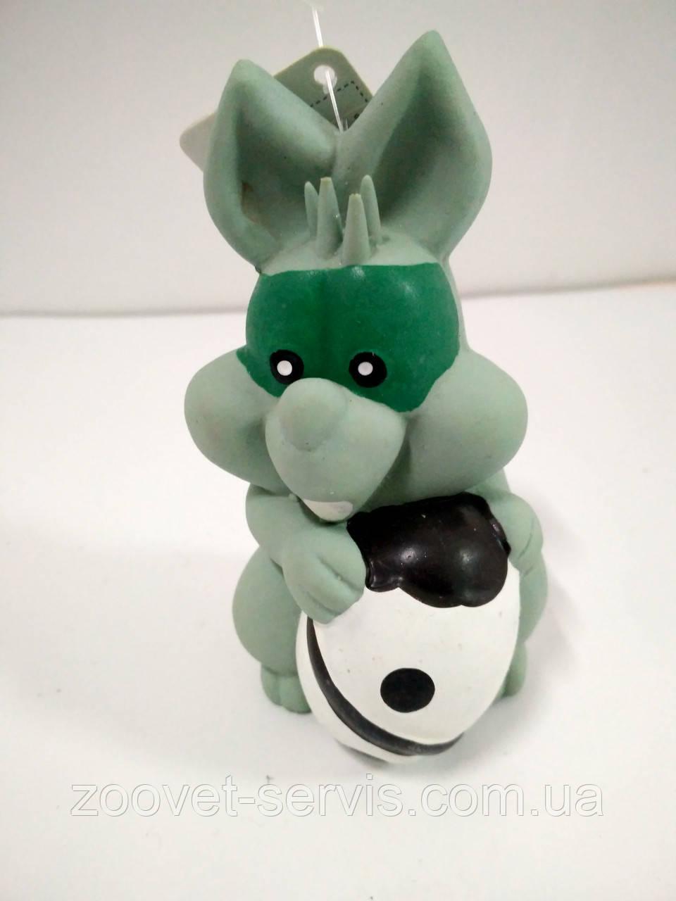 Игрушка для мелких собак Заяц CaniAMici в C6098976