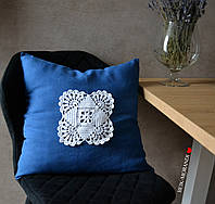 Декоративная наволочка на подушку