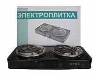 Эл.плита Лемира -2 к.ф шир.тен