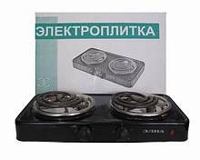 Ел.плита Леміра -2 к. ф шир.тен