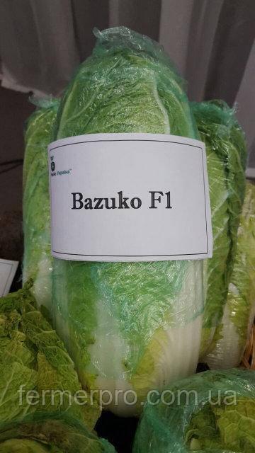 Семена капусты пекинской  Базуко F1 \ Bazuko F1 2500 семян Bejo