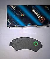 """Тормозные колодки передние Citroen Jumper с 2006г (длинная база """"16"""") Maxi"""