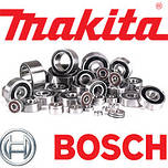 Подшипники Bosch и Makita